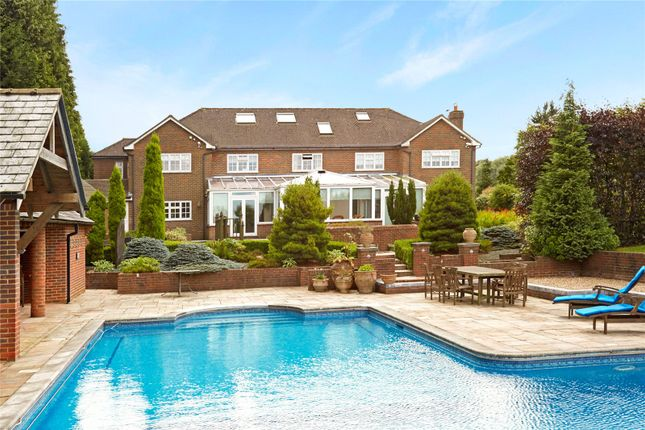 Thumbnail Detached house for sale in Babylon Lane, Lower Kingswood, Tadworth, Surrey