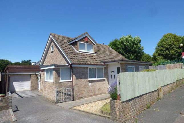 Thumbnail Detached house to rent in Westcott Close, Plymouth, Devon