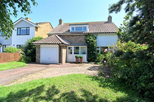 Thumbnail Detached house for sale in Upper Belgrave Road, Seaford, East Sussex