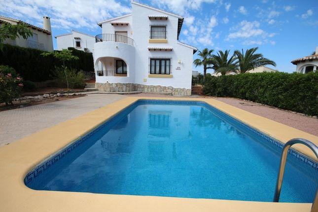 Villa for sale in Spain, Valencia, Alicante, Pego