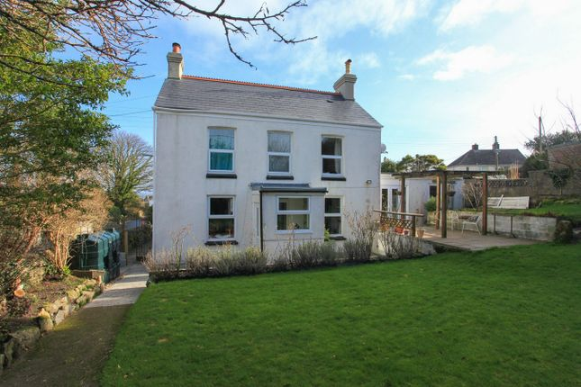 Thumbnail Detached house for sale in Penhale Road, Penwithick, St Austell, Cornwall