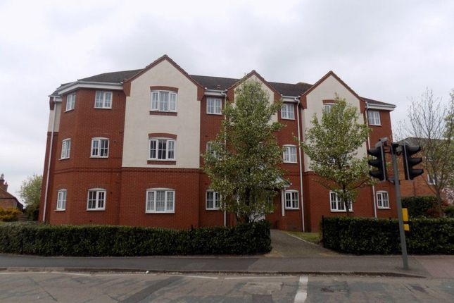 Thumbnail Flat to rent in Penkridge Court, Cannock, Staffordshire
