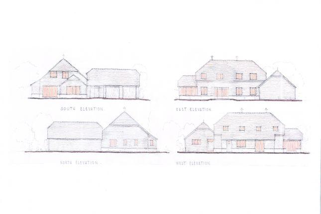 Thumbnail Detached house for sale in Churches Green Lane, Dallington