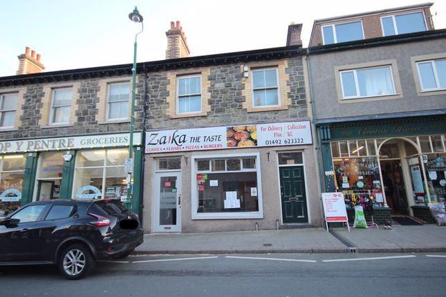 2 bed flat for sale in Pant Yr Afon, Penmaenmawr LL34