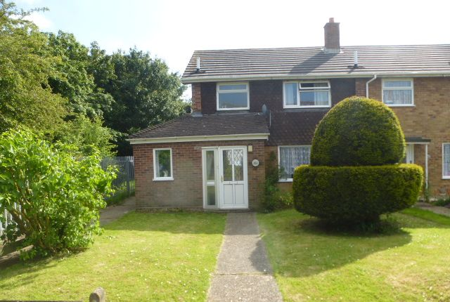 Thumbnail End terrace house for sale in Pople Street, Wymondham