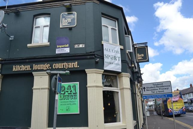 Thumbnail Flat to rent in 133, North Road, Cathays, Cardiff, South Wales