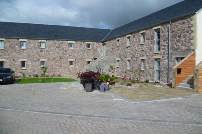 Thumbnail Flat for sale in Newton Of Buttergrass, Blackford, Auchterarder