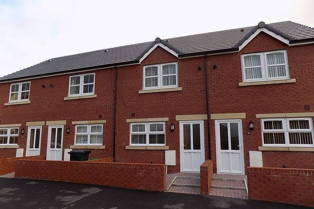 Thumbnail Terraced house for sale in Irton Terrace, Carlisle