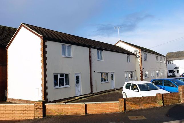 Thumbnail Terraced house to rent in Regent Mews, High Street, Chard