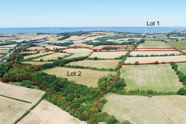 Thumbnail Land for sale in Whitehouse Road, Newport