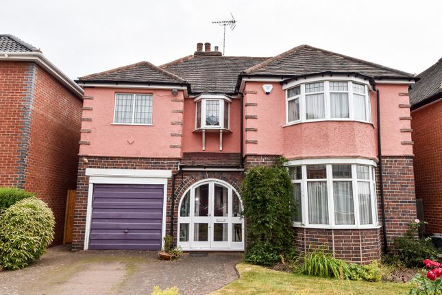 Thumbnail Detached house for sale in Norman Road, Northfield, Birmingham