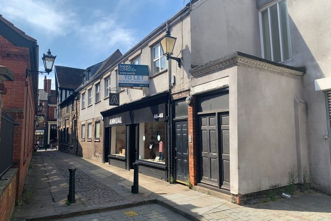 Thumbnail Office to let in Newton House, Grantham Street, Lincoln