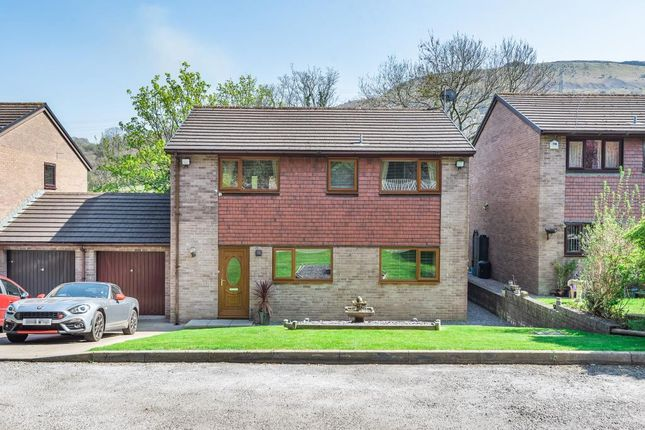 Thumbnail Link-detached house for sale in Maesygwartha, Abergavenny, Monmouthshire