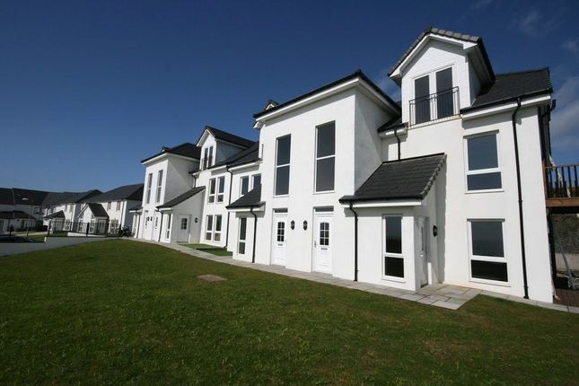 Thumbnail Flat for sale in The Fairways, Chalet Road, Portpatrick, Stranraer