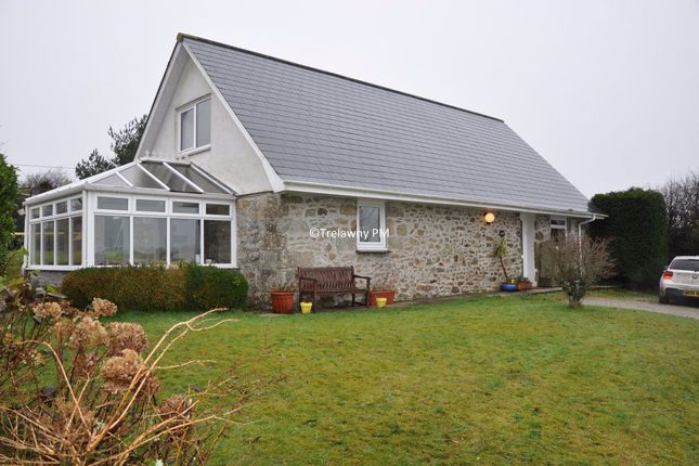 Thumbnail Detached house to rent in Stithians, Truro