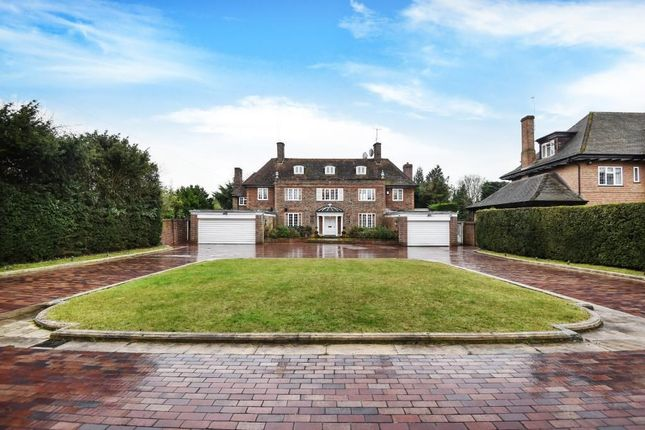 Thumbnail Detached house for sale in The Common, Stanmore