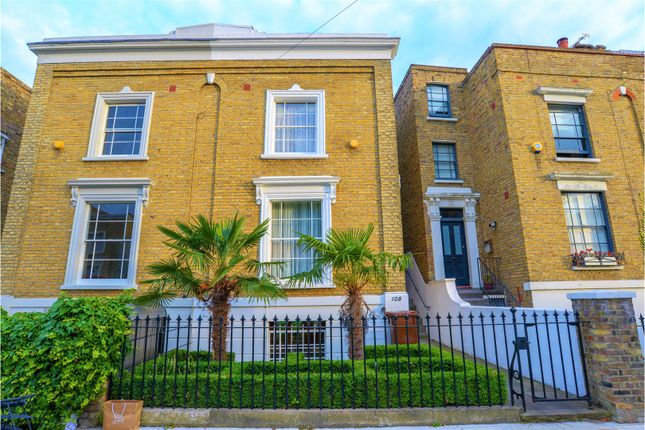 Thumbnail Semi-detached house for sale in Albion Drive, London Fields
