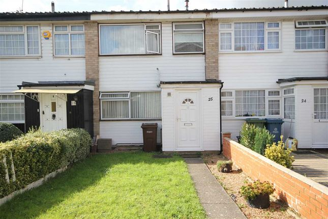 Thumbnail Terraced house to rent in Winkley Court, Eastcote Lane, Harrow