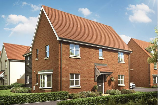 """Thumbnail Detached house for sale in """"The Copwood"""" at Hollow Lane, Broomfield, Chelmsford"""