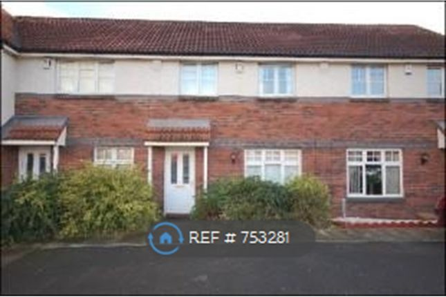 Thumbnail Terraced house to rent in Highstonehall Road, Hamilton