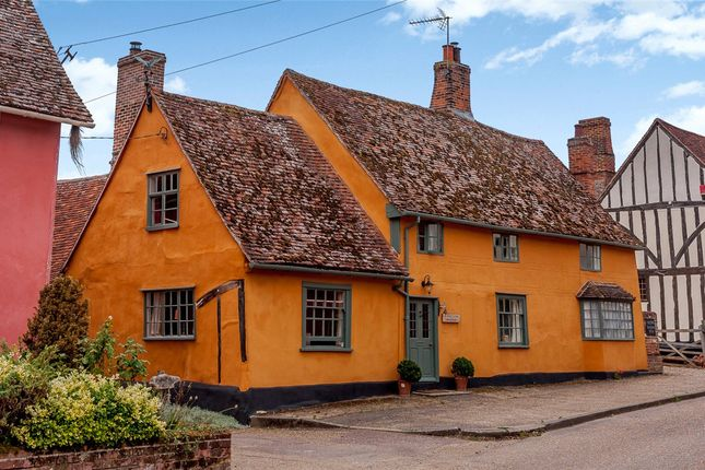 Thumbnail Cottage for sale in The Street, Kersey, Ipswich