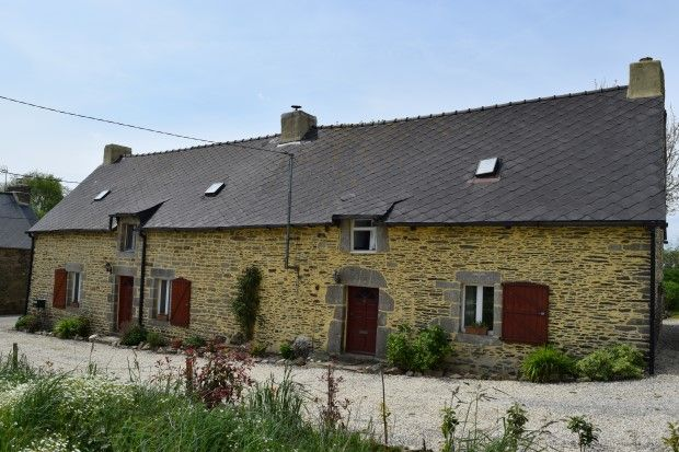 Thumbnail Detached house for sale in 56120 Guégon, Morbihan, Brittany, France