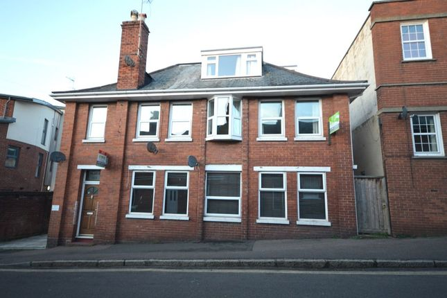 Thumbnail Flat to rent in Fore Street, Exmouth