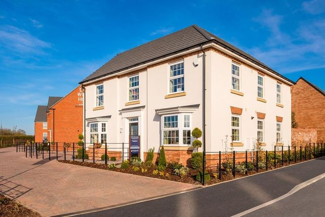 "Thumbnail Detached house for sale in ""Eden"" at Blandford Way, Market Drayton"