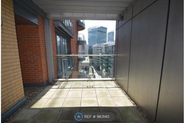 Private Terrace of Leftbank, Manchester M3
