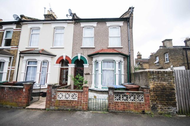 Thumbnail End terrace house for sale in Chichester Road, London