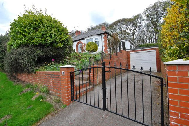 Thumbnail Semi-detached bungalow to rent in High Carr Road, Durham, County Durahm
