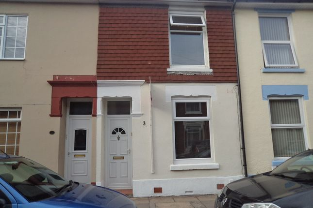 Thumbnail Terraced house to rent in Bettesworth Road, Portsmouth