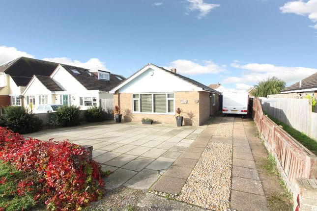Thumbnail Detached bungalow for sale in The Parade, Greatstone, New Romney