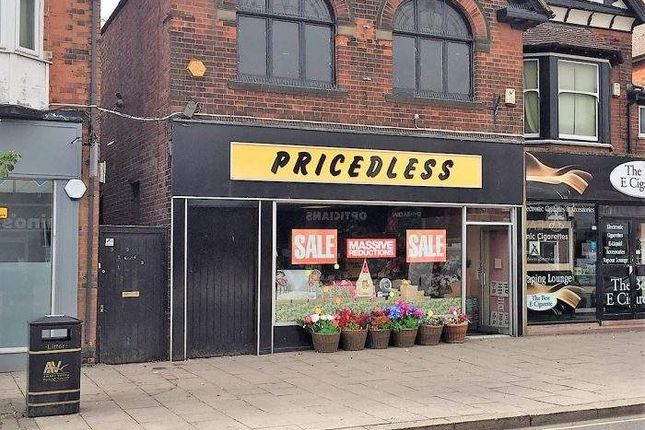 Thumbnail Retail premises to let in 88 High Street, High Street, Alfreton, Derbyshire