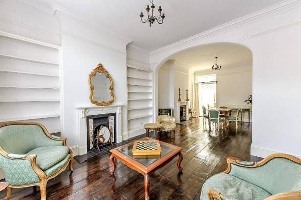 Thumbnail Terraced house for sale in Sternhold Avenue, Streatham Hill