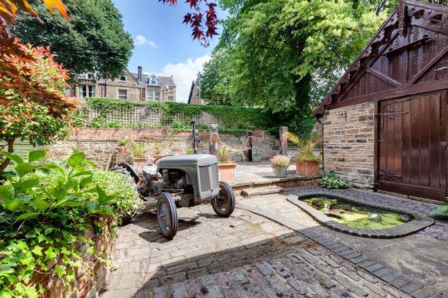 Gardeners WC of Norfolk Road, Sheffield S2
