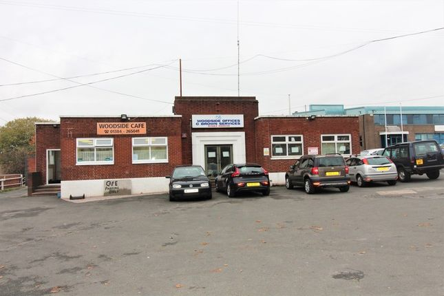 Thumbnail Office for sale in Pedmore Road, Dudley