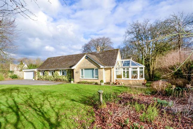 Thumbnail Detached bungalow for sale in Stinchcombe Hill, Dursley
