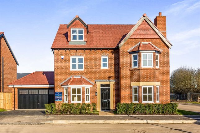 Thumbnail Detached house for sale in Ling Road, Loughborough