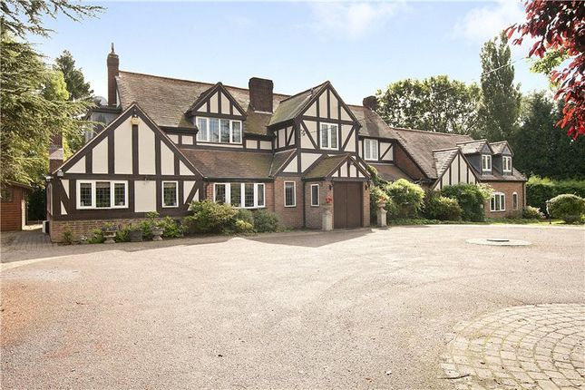 Thumbnail Detached house for sale in Sherbourne Hill, Stratford Road, Warwick, Warwickshire