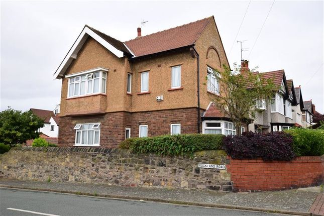 Thumbnail Detached house for sale in Lansdowne Road, Wallasey, Merseyside