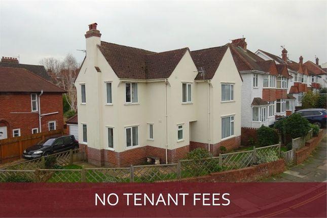 Thumbnail Detached house to rent in Regents Park, Exeter, Devon