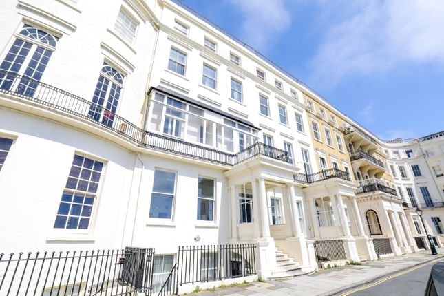 Thumbnail Flat to rent in Eastern Terrace, Brighton
