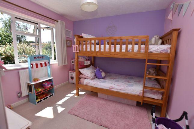 Bedroom Three of Berrybrook Meadow, Exminster, Exeter EX6