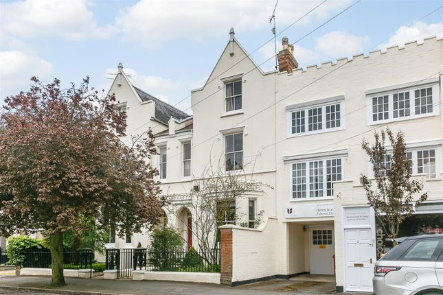 Thumbnail Semi-detached house for sale in Leam Terrace, Leamington Spa, Warwickshire