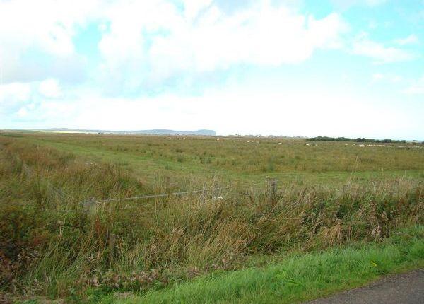 Thumbnail Land for sale in Plot 2, Harrow, West Mey, Thurso, Caithness