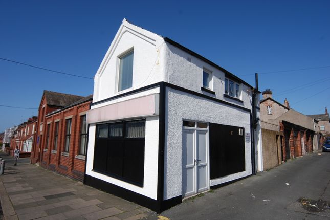 Thumbnail Retail premises for sale in Hibbert Road, Barrow-In-Furness