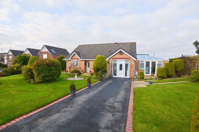 Thumbnail Semi-detached bungalow for sale in Threaplands, Cleator Moor