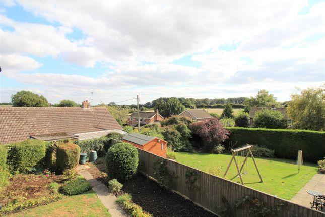 Thumbnail Link-detached house for sale in Ermin Close, Baydon, Marlborough