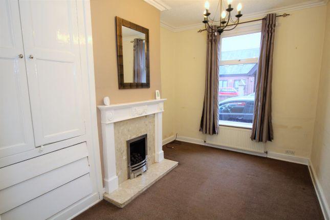 Living Room of Bird Street, Preston PR1